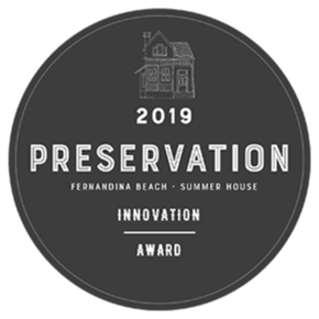 2019 Fernandina Beach Preservation Innovation Award
