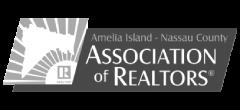 Amelia Island Nassau County Association of Realtors logo