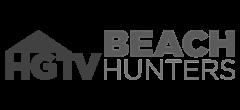 HGTV Beach Hunters logo