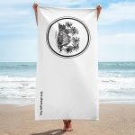 summer house realty towel